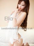 Ella Asian escort in London
